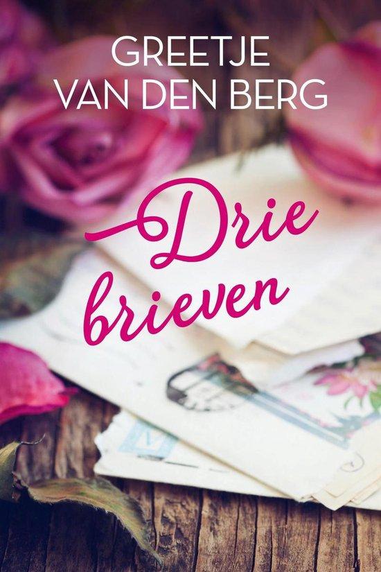 Boek cover Drie brieven van Greetje van den Berg (Onbekend)