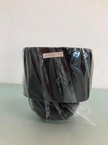 Mooie zwarte tafellamp