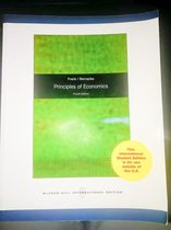 Boek cover Principles Of Economics van Moore McDowell