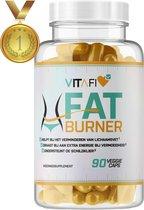 Vitafi Fat Burner - Extra sterke vetverbrandende afslank capsule - 30 dagen kuur