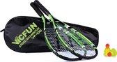 Vicfun Speed Badminton VF100 set crossminton - speedbadminton