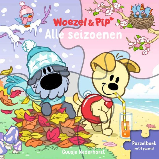 Woezel & Pip  -   Alle seizoenen