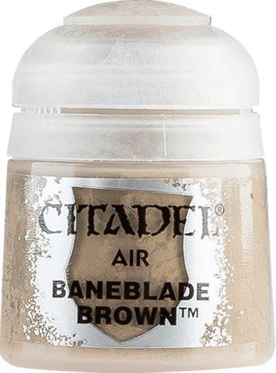 Afbeelding van het spel Citadel Air: Baneblade Brown (24ml)