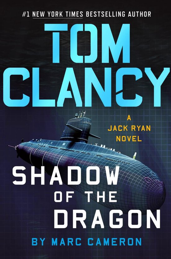 Boek cover Tom Clancy Shadow of the Dragon van Marc Cameron (Hardcover)