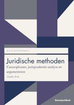 Boom Juridische studieboeken - Juridische methoden