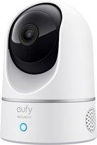 Eufy by Anker 2K Indoor Camera - Pan & Tilt - Beveiligingscamera voor binnen