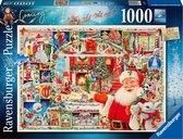 Ravensburger puzzel Christmas is coming - Legpuzzel - 1000 stukjes