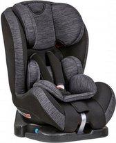 Autostoel Tobias Pro - Groep 0-1-2-3 - Zwart/Grijs