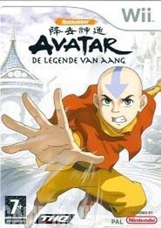 Avatar - The Legend of Aang - THQ