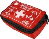 Verbanddoos EHBO kit in handige tas in reisformaat - EHBO koffer - EHBO doos - EHBO set - Verbandtrommel - Verbanddoos auto - Verbandtrommel auto