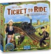 Ticket to Ride Nederland - Uitbreiding - Bordspel