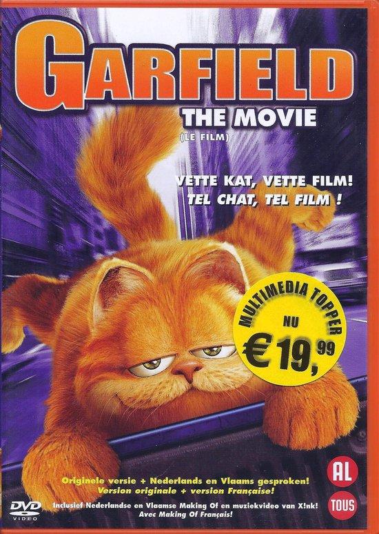 Cover van de film 'Garfield - The Movie'