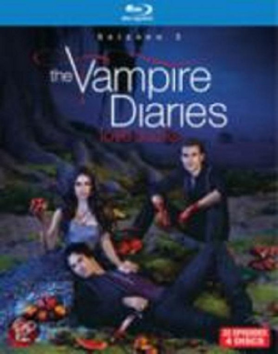 The Vampire Diaries - Seizoen 3 (Blu-ray)-