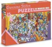Geronimo Stilton puzzel - De Wakkere Muis - 500 stukjes