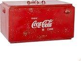 Coca Cola cool Box klassiek vintage groot