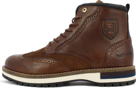 Pantofola d'Oro Tocchetto Uomo Hoge Bruine Heren Boots 43