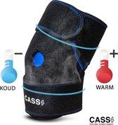 Kniebrace met Ice Pack van CASS®   Kniebandage Ondersteuning Knie   Knieband Met Ice Pack