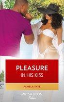 Pleasure In His Kiss (Love in the Hamptons, Book 1)