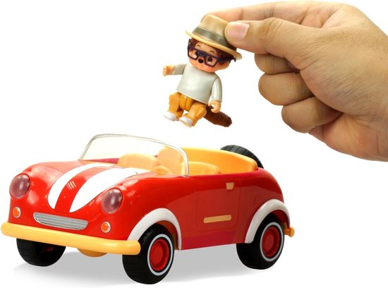 Toychamp | Monchhichi Auto met Willow