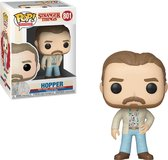 Hopper #801  - Stranger Things -  - Funko POP!