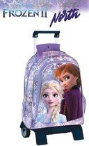 Frozen trolley / reiskoffer 43cm 2 vakken / Top kwaliteit