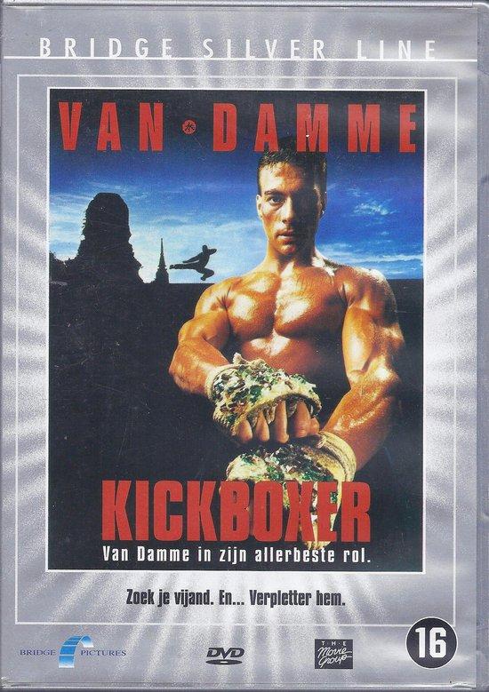 Cover van de film 'Kickboxer 1'