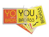 You Are a Badass (R) Notecards