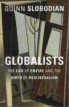 Boek cover Globalists van Quinn Slobodian