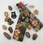 Cho-lala Plateau Herfstchocolade - 185 gram