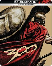 300 (Steelbook) (4K Ultra HD Blu-ray)