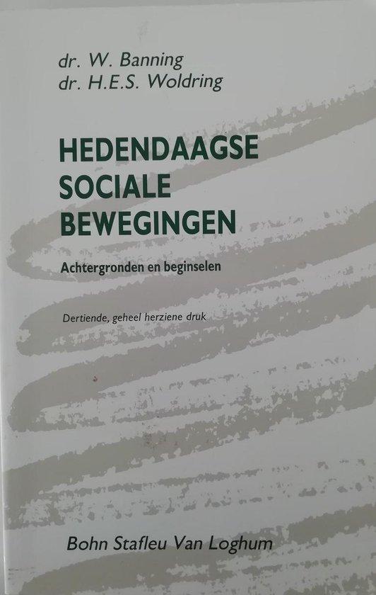 Hedendaagse sociale bewegingen