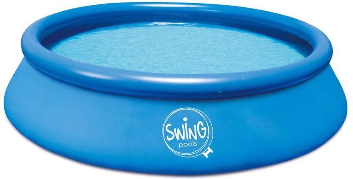 Zwembad Swing 3,05 x 0,76 m - rond - opblaasbaar zwembad - opblaaszwembad