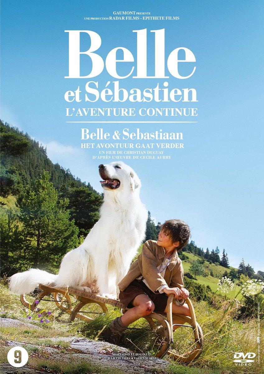Belle & Sebastiaan: Het Avontuur Gaat Verder - Movie