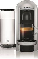 Krups Nespresso Vertuo + XN900E Deluxe - Koffiecupmachine - Zilver