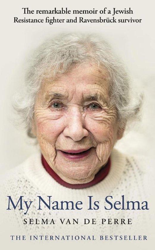 Boek cover My Name Is Selma van Perre, Selma van de (Paperback)