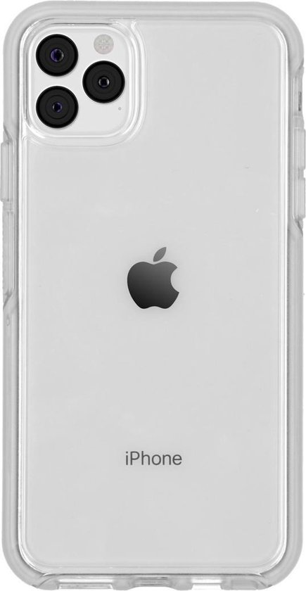OtterBox Symmetry Case voor Apple iPhone 11 Pro Max - Transparant