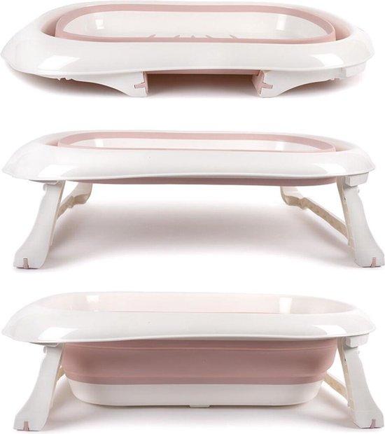 Product: Babybadje Baninni Reno opvouwbaar Pink, van het merk Baninni
