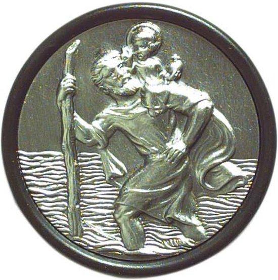Christoffel medaille aan kettinkje