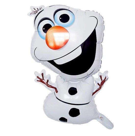 Ballon Olaf frozen 70x42cm