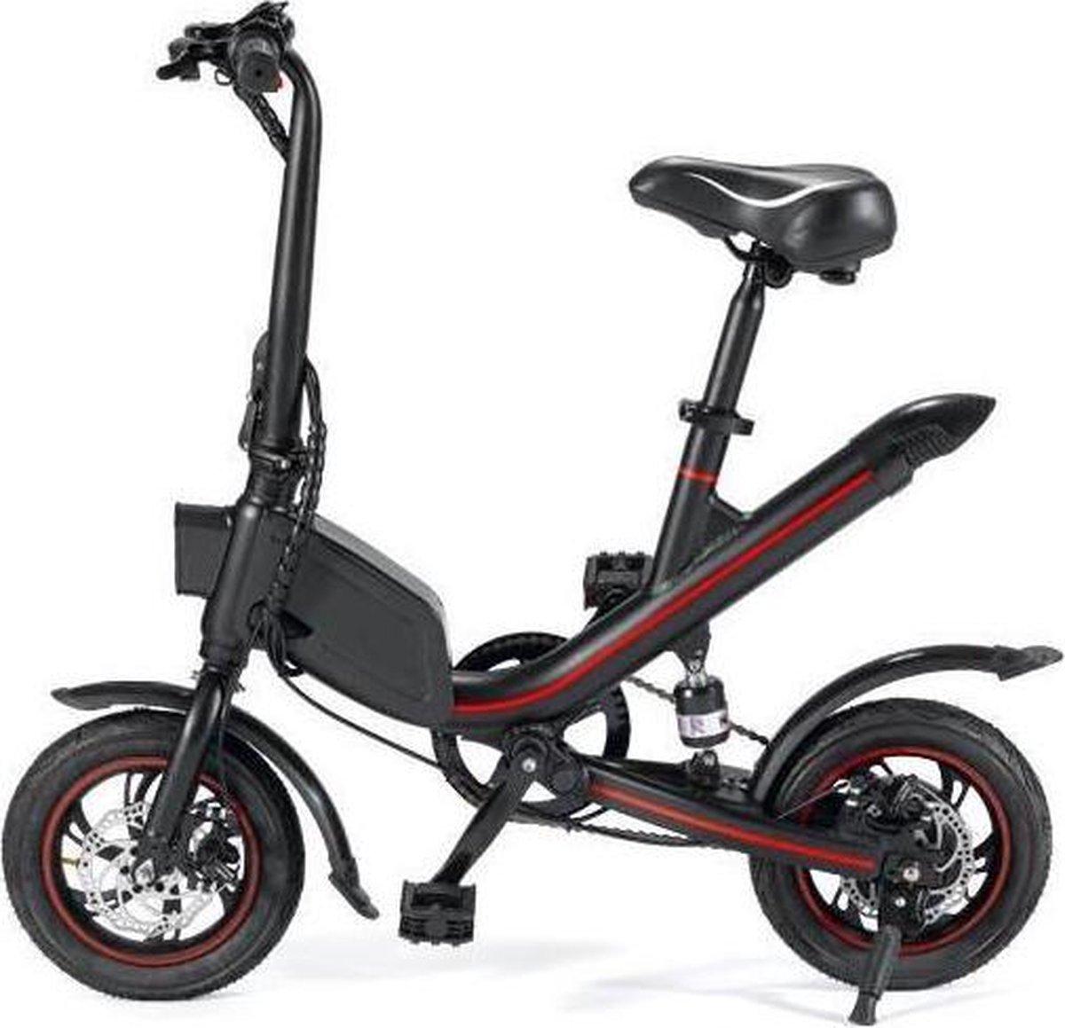 OUXI™ Elektrische Fiets - E BIKE - Fiets - City Bike - Stad Fiets - Bike - Fietsen - eBike - Trapond
