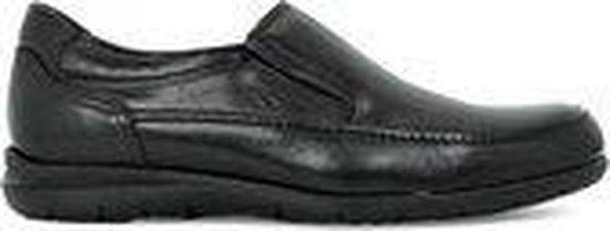 FLUCHOS LUCA F8499 Mocassin zwart maat 40