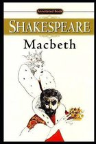 Macbeth Annotated and Illustrated Book for Children