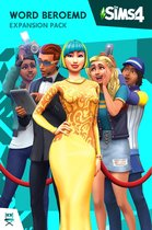 De Sims 4 - Word Beroemd - Expansion Pack - Windows + MAC