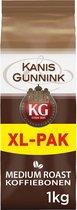 Kanis & Gunnink Medium Roast Koffiebonen - Voordeelpak - 4 x 1000 gram