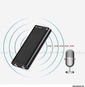 Geluidsrecorder - Voice recorder - Spy tool - Afluister apparaat - spy apparaat
