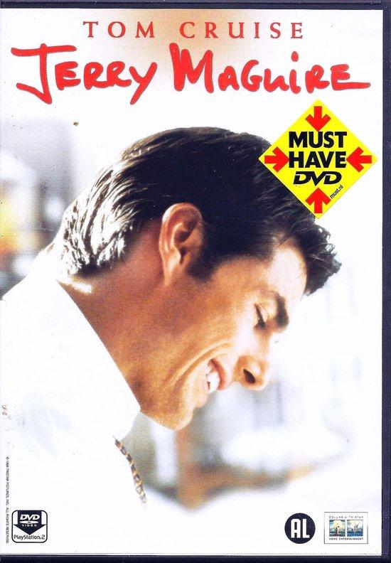 Cover van de film 'Jerry Maguire'