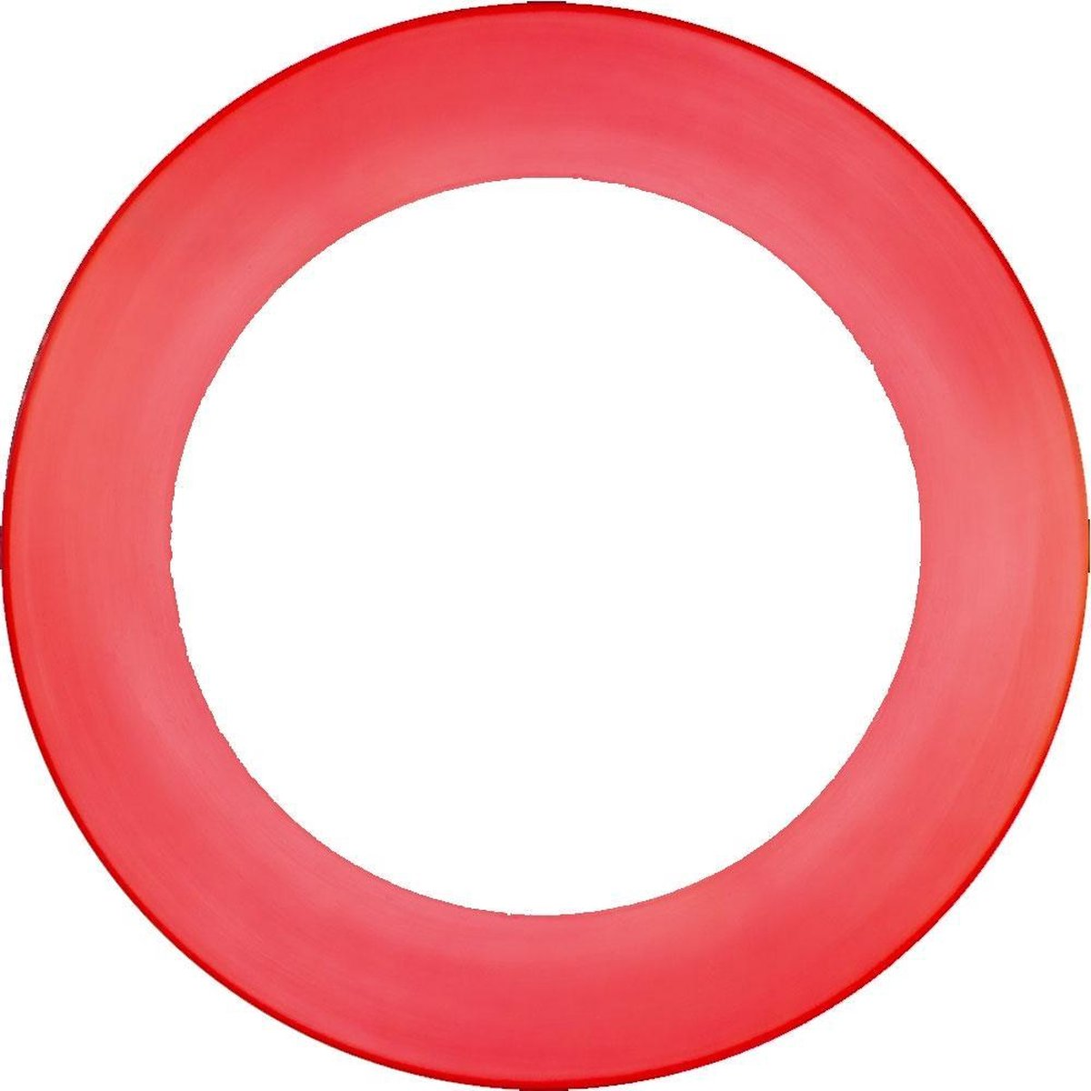 Bull's Dartbord Surround Ring - Rood