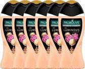 Palmolive - Douchegel - So Luminous - 6 x 250ml - showergel