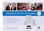 Feenstra Doe-Het-Zelf Alarmsysteem BASIS - Professionele draadloze huisbeveiliging tegen inbraak.