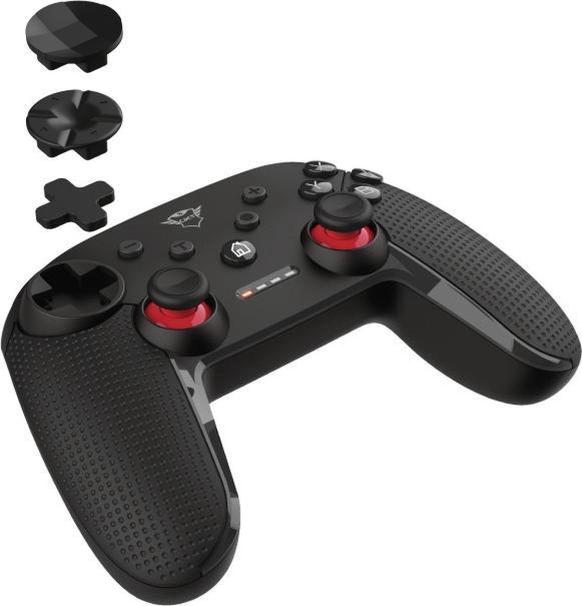 Trust GXT 1230 Muta Draadloze Controller - Voor Nintendo Switch & PC